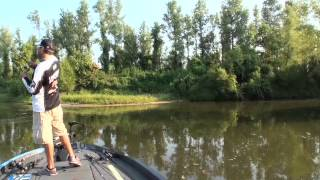 2013 FLW TV   Forrest Wood Cup on the Red River