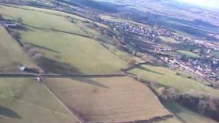 preview picture of video 'Easystar over Blagdon.mov'
