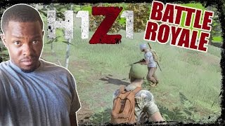 H1Z1 Battle Royale Gameplay - ASHLEY AND PICKLE! | H1Z1 PC Gameplay