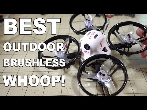 Best Outdoor Brushless Whoop