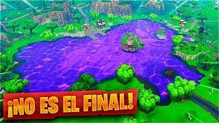 EPIC GAMES CONFIRMA que CUBO de FORTNITE NO ha terminado...