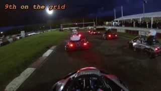 preview picture of video 'Covkart National Series 2014, Round 8, Daytona Milton Keynes, 2.11.2014, heavy, heat 22'