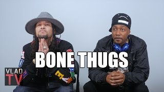 Krayzie & Bizzy Bone React to Mumble Rap, People Not Understanding Their Lyrics