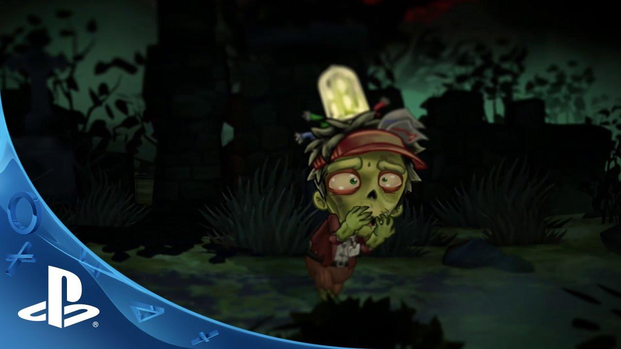Lo spassoso gioco di zombi per PS4, Ray's the Dead, in arrivo anche su PS Vita