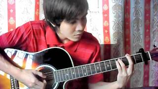 Marry You - Bruno Mars (fingerstyle guitar cover)