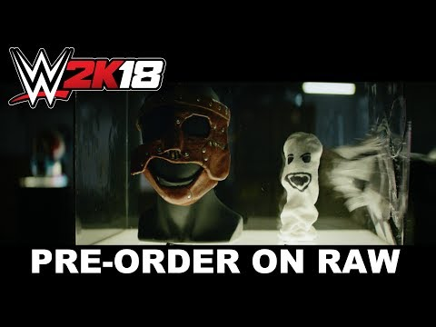 WWE 2K18 Pre-Order on Raw #2 thumbnail