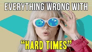 """Everything Wrong With Paramore - """"Hard Times"""""""