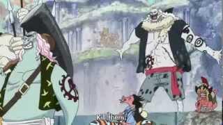 One Piece Best Scene Ever | Luffy Conqueror's Haki - Fishman Island