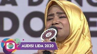 Begitu Tegar! Ditengah Kebahagiaan Lolos, Jannah Harus Ditinggal Mama | LIDA 2020 Audisi Papua Barat