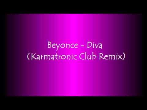 Beyonc diva karmatronic club remix listen watch download and discover music for free at - Beyonce diva download ...