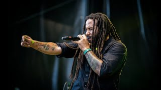 Ky - Mani  Marley ' The March'- Live @ WROCŁAW / WrocLove 2008