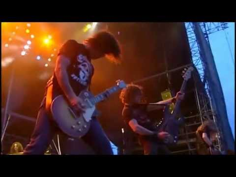 Monster Magnet -  Monolithic (live @ WFF)