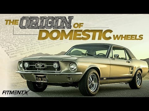 The History of Domestic Aftermarket Wheels