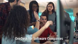 OneDesk for Software Companies