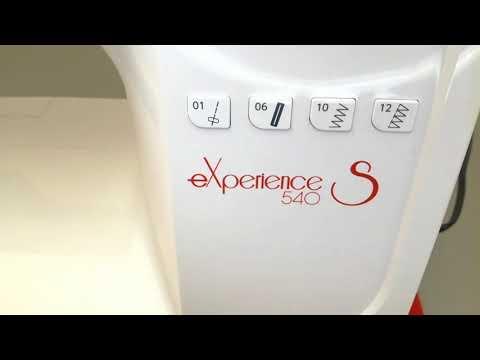 Компьютерная швейная машина Elna eXperience 540S
