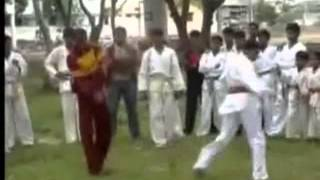 preview picture of video 'Akshay Hiremath martialarts stunts Bijapur.mp4'