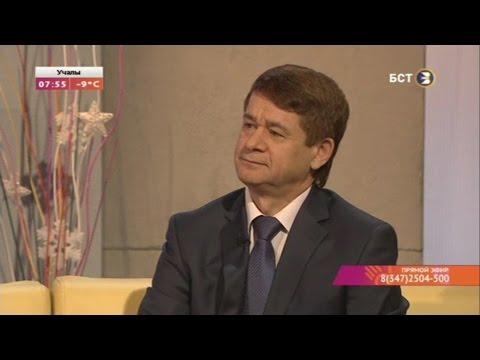 Фарит Гумеров в эфире утреннего канала