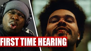 The Weeknd - Alone Again (Audio) - REACTION