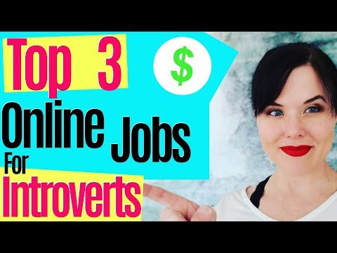 Download Best Jobs For Introverts Video 3GP Mp4 FLV HD Mp3 Download