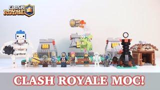 LEGO Clash Royale MOC! (Part 1)