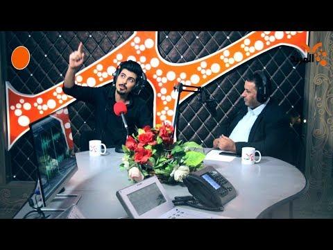 شاهد بالفيديو.. الشاعر احمد الدراجي في #كَلايد