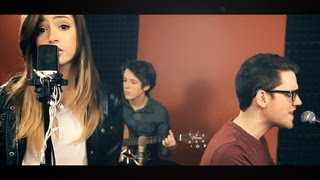 'Catch My Breath' - Kelly Clarkson - Official Cover Video (Alex Goot & Against The Current)