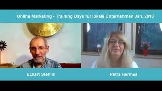 Online Marketing Training Days 2018 für lokale Unternehmen