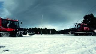 preview picture of video 'Masella Ski Nocturne Hiver 2015'