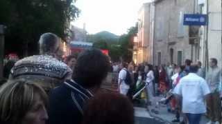 preview picture of video 'Cavalcade 2012 Lodève 1er partie'