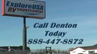 Explore USA RV SuperCenter in Denton