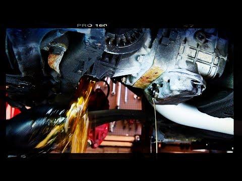 Subaru Differential Service / Fluid Change - смотреть онлайн