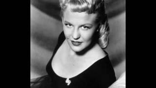 Peggy Lee: Something To Remember You By (Schwartz) - September 14, 1950
