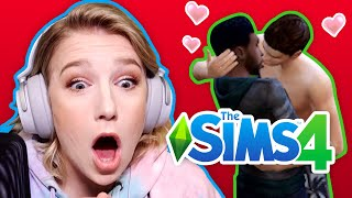 Things Get Inappropriate! | Courtney Plays Sims 4