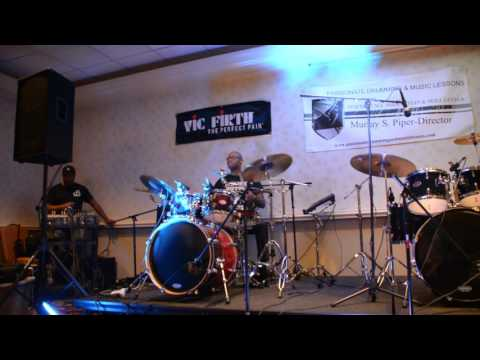 Murray S Piper Drum Solo @ PD&ML 2016 Musical Recital