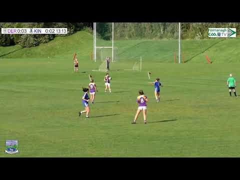 2020 Fermanagh Ladies SFC Final - Derrygonnelly Harps v Kinawley Brian Borus