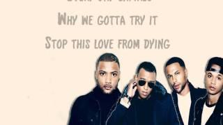 JLS Gotta Try It Lyrics