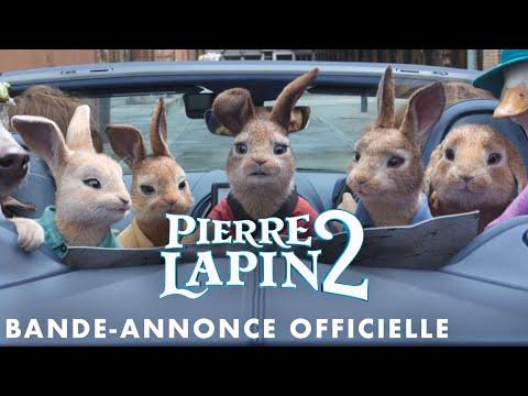 Bande-annonce Pierre Lapin 2 : panique en ville (c) Sony Pictures Releasing France