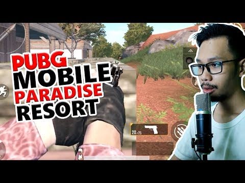 Pubg Mobile Bootcamp And Paradise Resort Fights