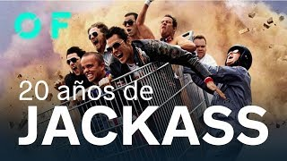 El legado a golpes de JACKASS: así nació y triunfó la serie más polémica de MTV | Espinof