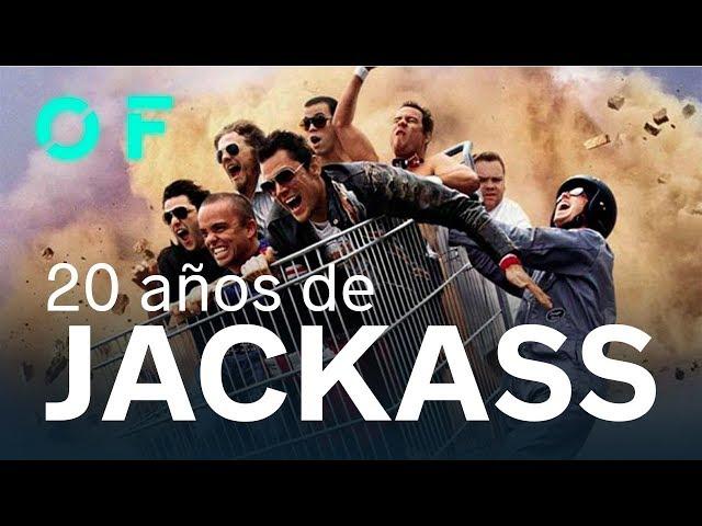 El legado a golpes de JACKASS: así nació y triunfó la serie más polémica de MTV | Espinof