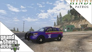 GTA 5 MUMBAI PATROL HINDI #50