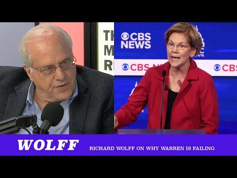 Marxist Professor Explains Why Elizabeth Warren's Campaign Is Failing ft. Richard Wolff