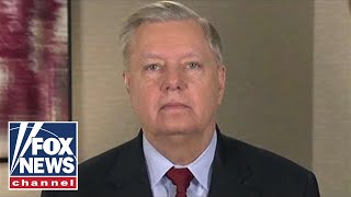 Lindsey Graham on calls for witnesses in impeachment trial