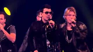 New Kids On The Block & Backstreet Boys Live in London NKOTBSB Tour