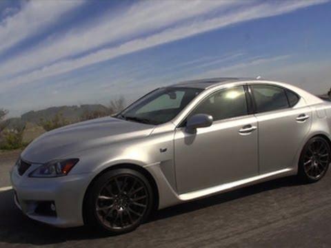 Car Tech – The brutally brilliant 2014 Lexus IS F