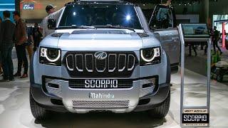 [New] 2020 Mahindra Scorpio- Next Generation 7 Seater Premium SUV Interior India Price launch date