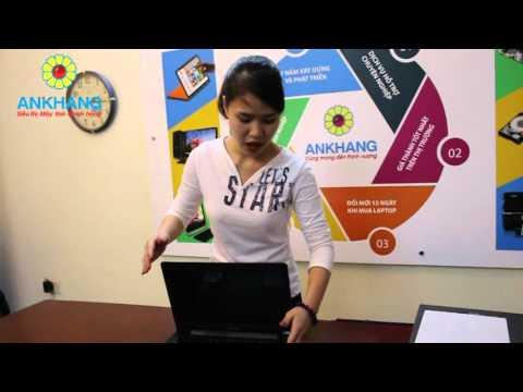 Ankhang- Giới thiệu laptop học sinh ASUS X453SA - WX099D (hơn 5 triệu)