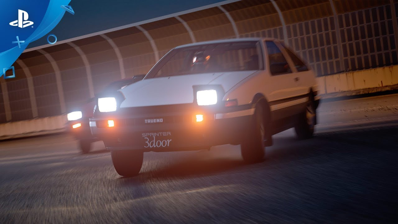 GT Sport 1.38 Update Adds Five New Cars