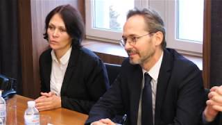 Мэр Днепра встретился с послом Австрии