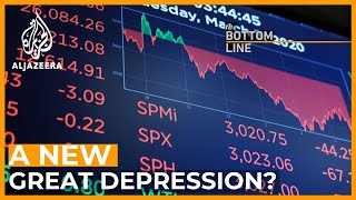 Is the world's economy heading towards a decade of depression? | The Bottom Line